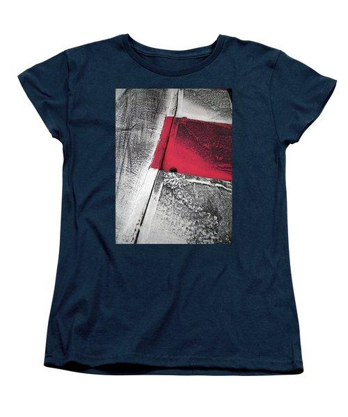 Women's T-Shirt (Standard Cut) featuring the photograph Curbs At The Canadian Formula 1 Grand Prix by Juergen Weiss