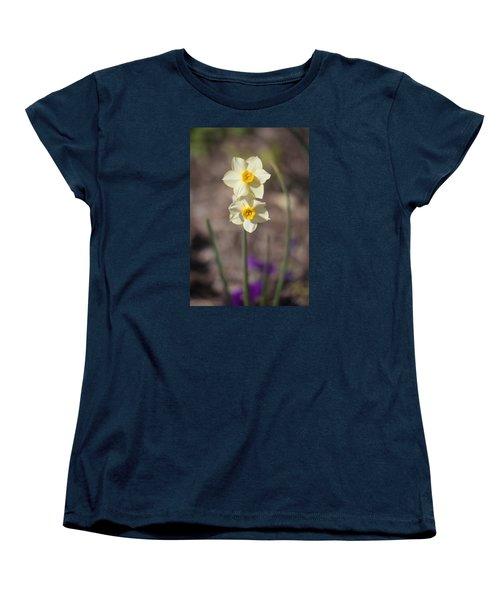 Daffy Duet Women's T-Shirt (Standard Cut) by Morris  McClung