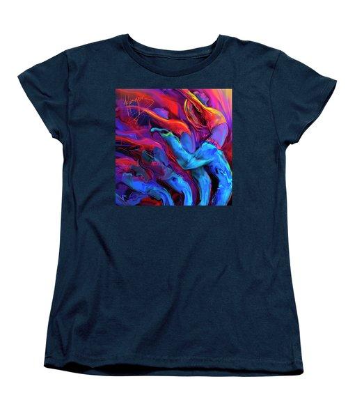 Dance, Dance, Dance Women's T-Shirt (Standard Cut) by DC Langer