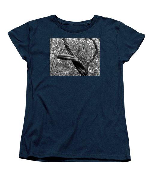 Dance Nature, Dance Women's T-Shirt (Standard Cut) by Beto Machado