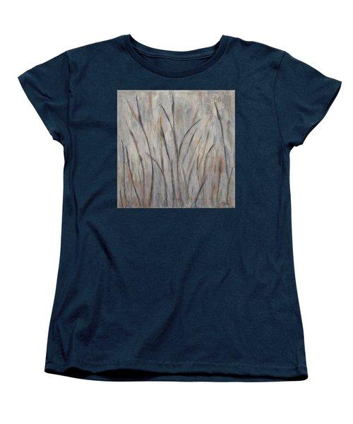 Dancing Cattails 2 Women's T-Shirt (Standard Cut) by Trish Toro