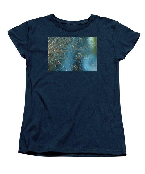 Dandy Drops Women's T-Shirt (Standard Cut) by Jean Noren