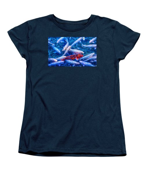 Dare To Stand Out Women's T-Shirt (Standard Cut) by Swank Photography