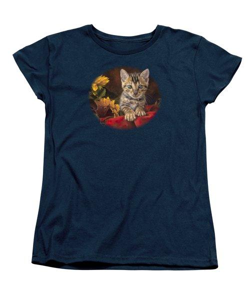 Darling Women's T-Shirt (Standard Cut) by Lucie Bilodeau