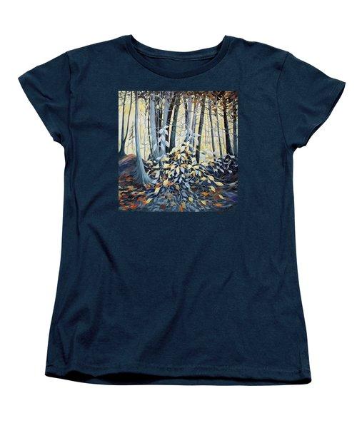Natures Dance Women's T-Shirt (Standard Cut) by Joanne Smoley