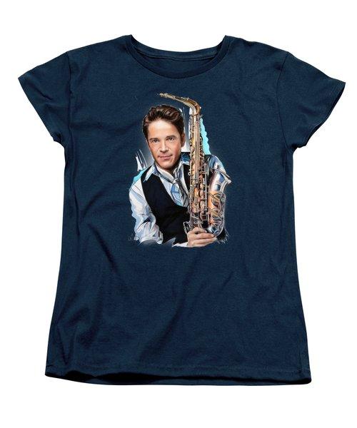 Dave Koz Women's T-Shirt (Standard Cut)