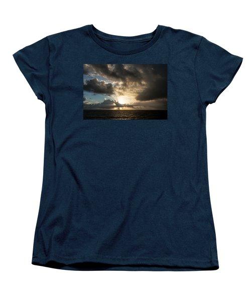 Day Break Women's T-Shirt (Standard Cut) by Allen Carroll
