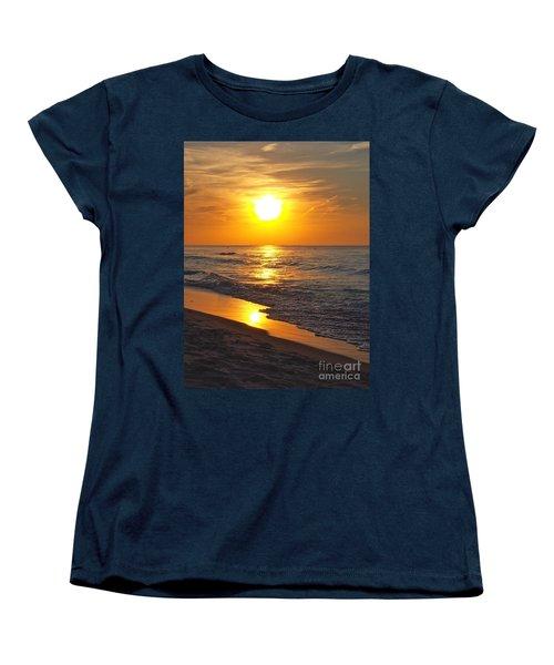 Day Is Done Women's T-Shirt (Standard Cut) by Pamela Clements