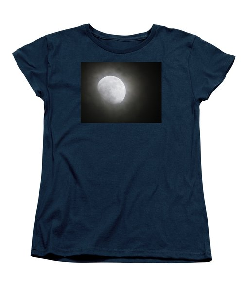 Daytona Moon Women's T-Shirt (Standard Cut) by Kathy Long