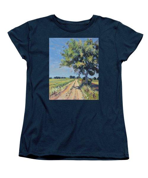Dead And Alive Women's T-Shirt (Standard Cut) by Nop Briex