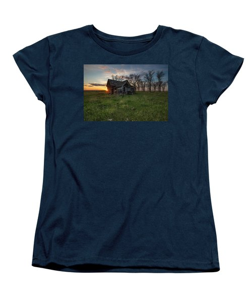 Dearly Departed Women's T-Shirt (Standard Cut) by Aaron J Groen