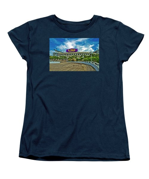 Death Valley Women's T-Shirt (Standard Cut) by Scott Pellegrin