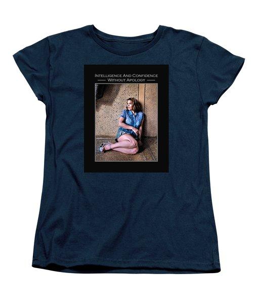 Debra Valentine 3-194 Women's T-Shirt (Standard Cut) by David Miller
