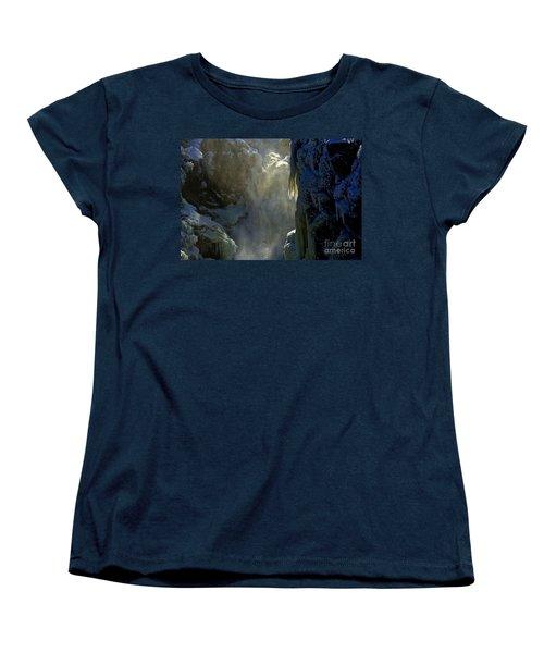 Deep Women's T-Shirt (Standard Cut) by Elfriede Fulda