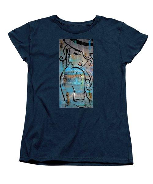 Deeper Love Women's T-Shirt (Standard Cut) by Tom Fedro - Fidostudio
