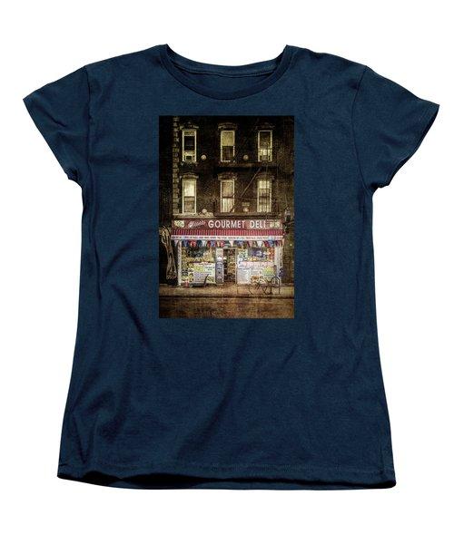 Delightful Women's T-Shirt (Standard Cut) by Russell Styles