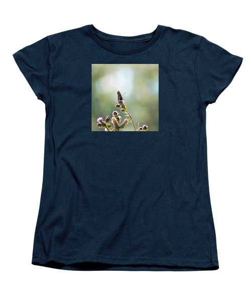 Women's T-Shirt (Standard Cut) featuring the photograph Demon by Leif Sohlman