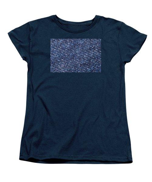 Denim 674 Women's T-Shirt (Standard Cut) by Michael Fryd