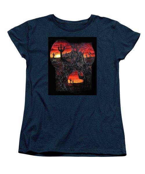 Desert Women's T-Shirt (Standard Cut)