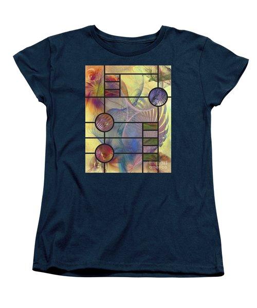 Desert Blossoms Women's T-Shirt (Standard Cut) by John Robert Beck