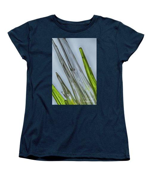 Glass Women's T-Shirt (Standard Cut) by Anne Rodkin
