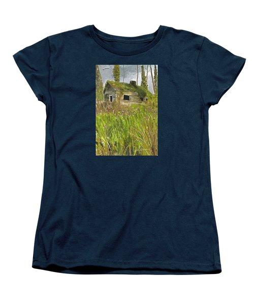 Deserted Women's T-Shirt (Standard Cut) by Dale Stillman