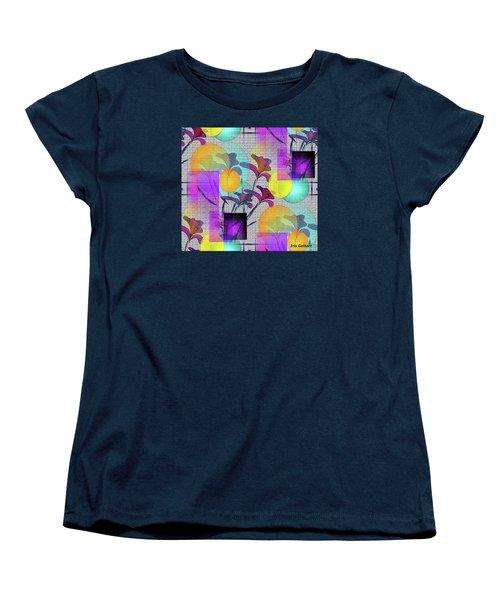 Design #3 Women's T-Shirt (Standard Cut) by Iris Gelbart