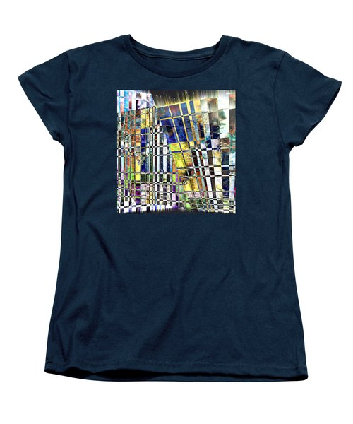 Desperate Reflections Women's T-Shirt (Standard Cut) by Seth Weaver