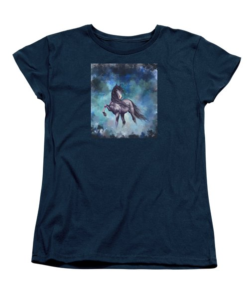 Determination Women's T-Shirt (Standard Cut) by Kate Black