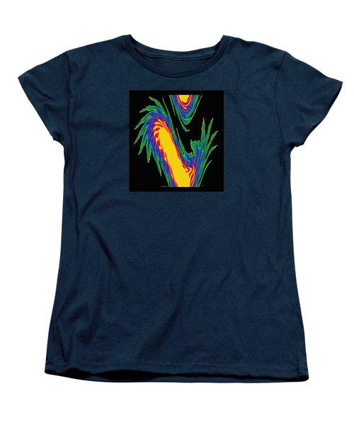 Digital Art 10 Women's T-Shirt (Standard Cut) by Suhas Tavkar