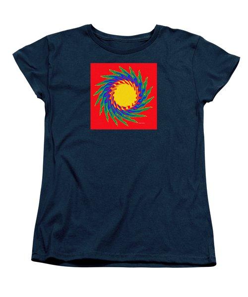 Digital Art 8 Women's T-Shirt (Standard Cut) by Suhas Tavkar