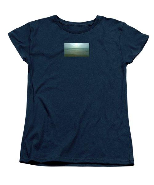 Disappear Women's T-Shirt (Standard Cut) by Anne Kotan