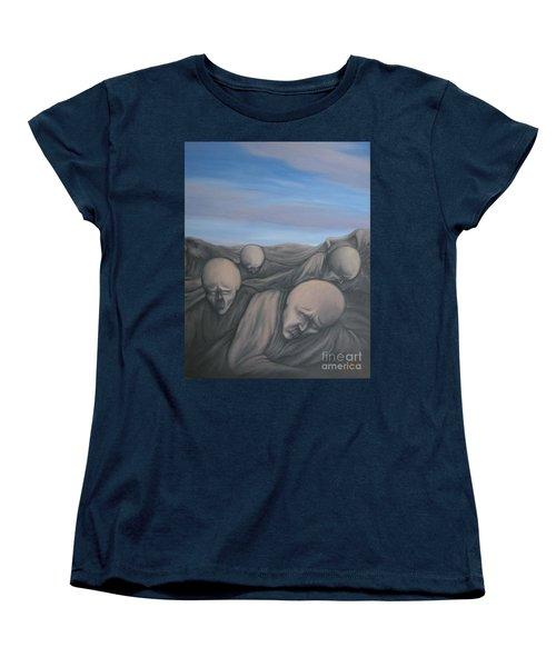Dismay Women's T-Shirt (Standard Cut) by Michael  TMAD Finney