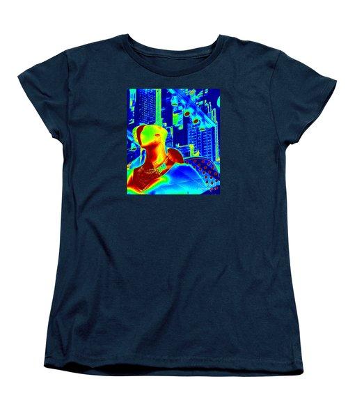 Diva Nyc Women's T-Shirt (Standard Cut)