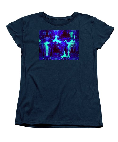 Women's T-Shirt (Standard Cut) featuring the photograph Division Of Light by Joyce Dickens