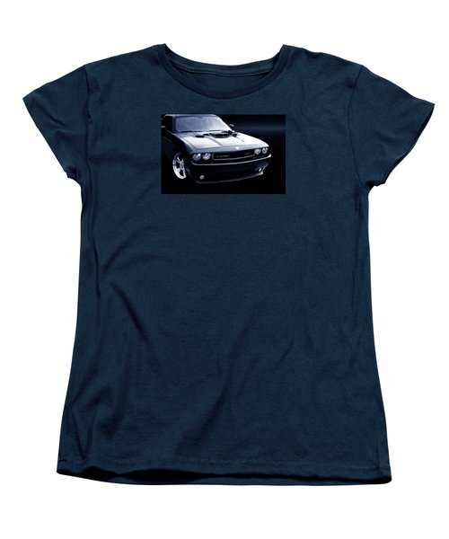 Dodge Challenger Blackbird Sr-71 Women's T-Shirt (Standard Cut)