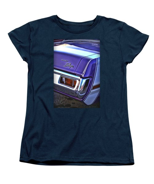 Dodge Dart Swinger Women's T-Shirt (Standard Cut) by Gordon Dean II