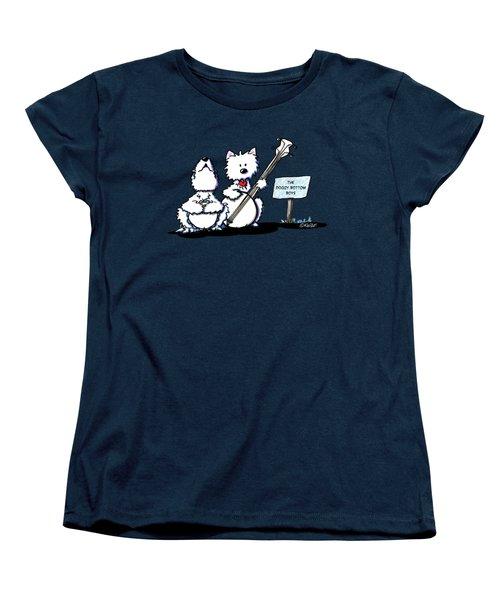 Doggy Bottom Boys Women's T-Shirt (Standard Cut)