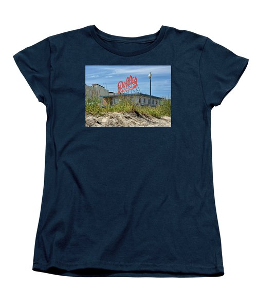 Dolles Candyland - Rehoboth Beach Delaware Women's T-Shirt (Standard Cut) by Brendan Reals