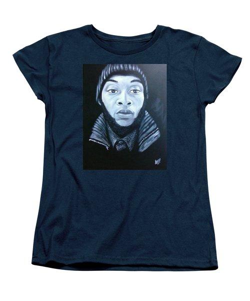 Dominic Women's T-Shirt (Standard Cut) by Jenny Pickens