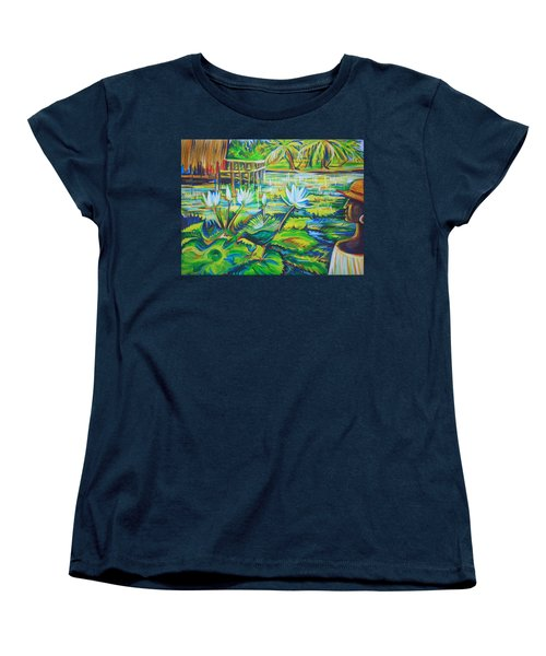 Dominicana Women's T-Shirt (Standard Cut) by Anna  Duyunova