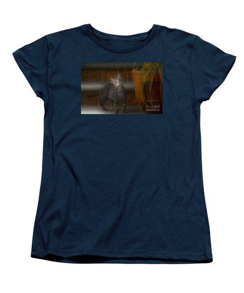 Don Juan Pancho Women's T-Shirt (Standard Cut) by John Kolenberg