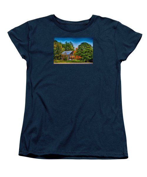 Done With Summer Women's T-Shirt (Standard Cut) by Tricia Marchlik