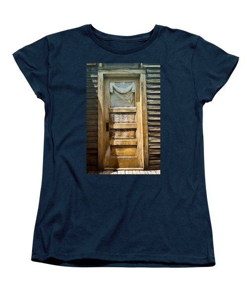 Doors Of St Elmo I Women's T-Shirt (Standard Cut) by Ellen Heaverlo