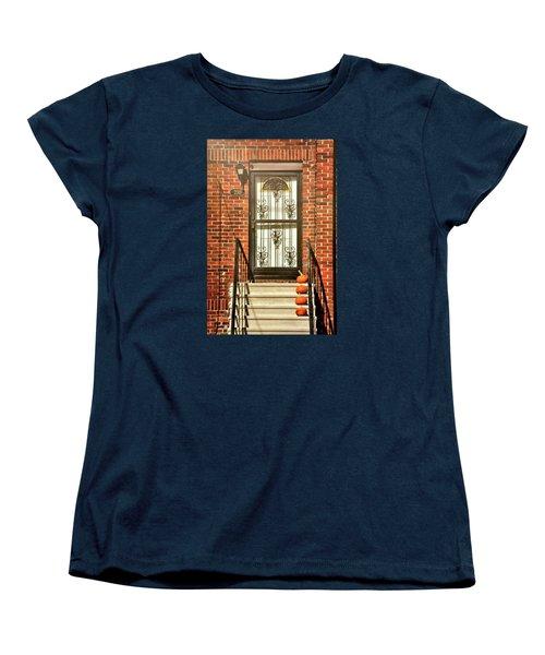 Doorstep Decor Women's T-Shirt (Standard Cut) by JAMART Photography