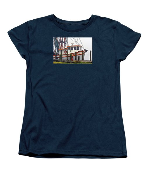 Dora F Women's T-Shirt (Standard Cut) by Laura Ragland