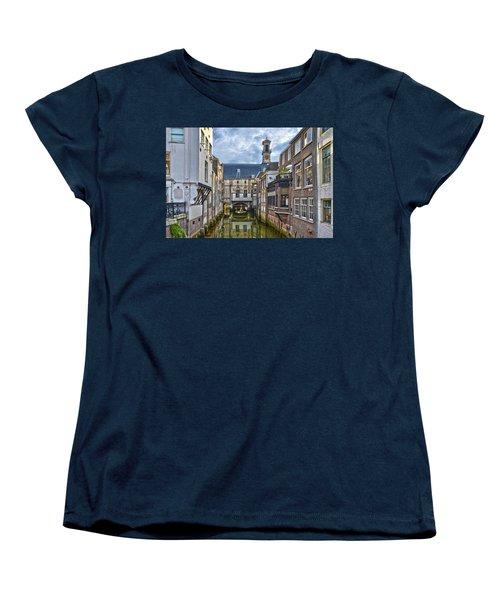 Dordrecht Town Hall Women's T-Shirt (Standard Cut) by Frans Blok