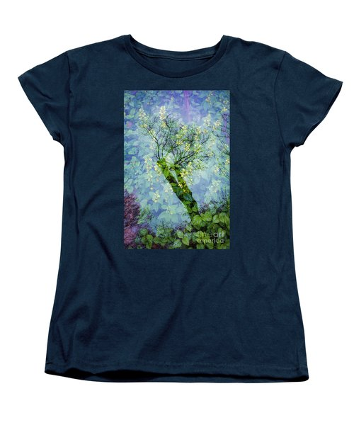 Close Encounters-3 Women's T-Shirt (Standard Cut)