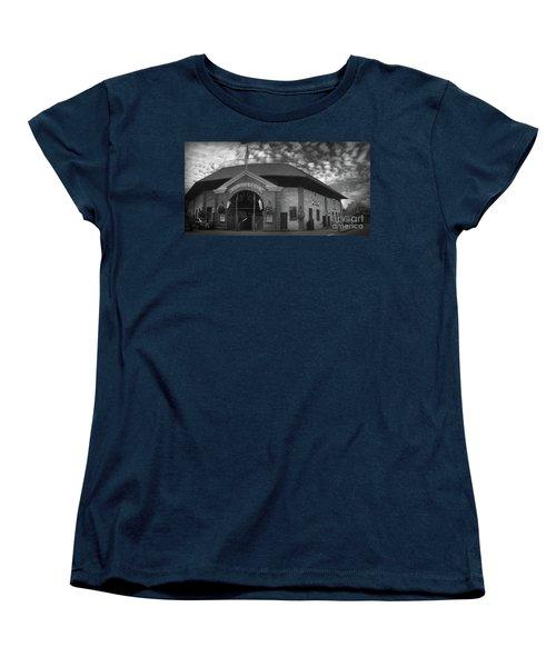 Doubleday Field Park Women's T-Shirt (Standard Cut)