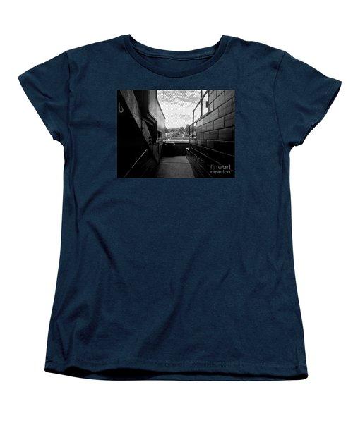 Doubleday Field Walk Up Women's T-Shirt (Standard Cut)